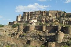 дворец jodhpur стоковые изображения rf