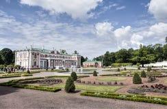 Дворец Kadriorg в Таллине Стоковое Фото