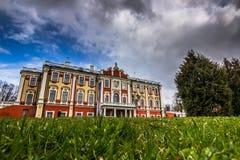Дворец Kadriorg в Talinn, Эстонии стоковые фото