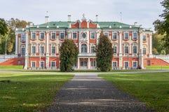 Дворец Kadriorg Стоковая Фотография RF