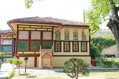 Дворец Khan s Стоковая Фотография RF
