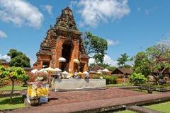 Дворец Klungkung Стоковые Фото
