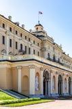 Дворец Konstantinovsky в Strelna, России стоковые изображения rf