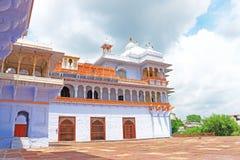Дворец Kota и земли Индия стоковая фотография rf