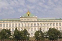 дворец kremlin Стоковые Фотографии RF