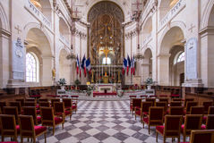 Дворец Les Invalides, Париж Стоковая Фотография