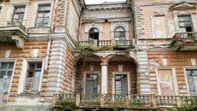 Дворец Leszczynski, области Сумы Стоковое Фото