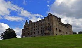 Дворец Linlithgow место рождения ферзя Mary Scots стоковые изображения