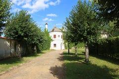 Дворец Lnare, Чехия Стоковые Фотографии RF