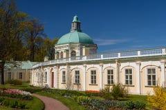 Дворец LOMONOSOV главный Lomonosov стоковые изображения