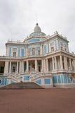 дворец lomonosov короля Стоковая Фотография