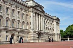 дворец london королевства buckingham соединил Стоковые Фотографии RF