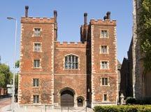 дворец london lambeth Стоковое Фото