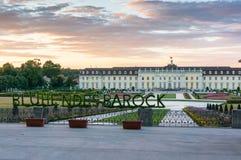 Дворец Ludwigsburg Стоковое фото RF