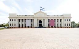 дворец managua национальный Никарагуаа стоковое фото