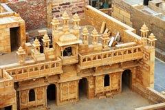 дворец mandir jaisalmer Азии Индии Стоковое фото RF
