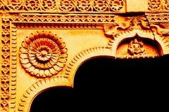 дворец mandir jaisalmer Индии Стоковые Изображения RF