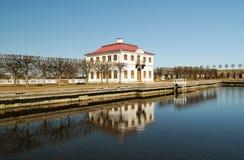 дворец marli Стоковое фото RF