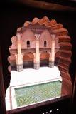 Дворец Marrakech Стоковые Фотографии RF