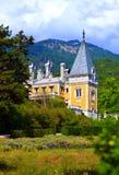 Дворец Massandra, Крым Стоковое Изображение