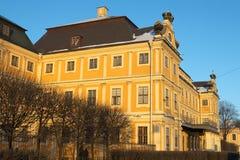 дворец menshikov Стоковые Изображения RF