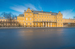 Дворец Menshikov Стоковое фото RF