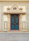 дворец mubarak города mahal Стоковая Фотография