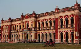 Дворец Murapara Zamindar Стоковое Фото