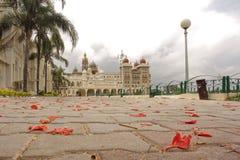 дворец mysore Стоковое Изображение