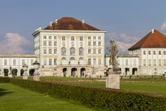 Дворец Nymphenburg, Мюнхен Стоковые Изображения