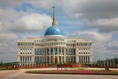 дворец orda ak президентский Стоковое фото RF