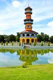 дворец PA челки Стоковое фото RF