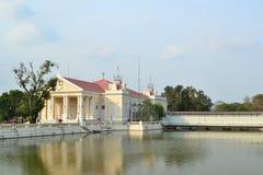 дворец PA челки Стоковое Изображение