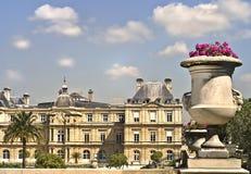 дворец paris Люксембурга Стоковые Фотографии RF