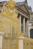 дворец paris versailles строба Стоковая Фотография