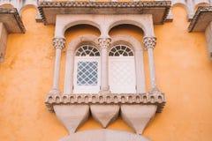 Дворец Pena в Sintra - Португалии Стоковое Изображение RF