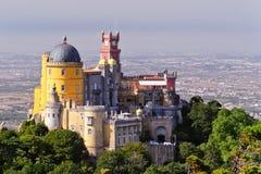 Дворец Pena Стоковые Фото