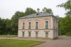 дворец peter oranienbaum III Стоковое Изображение