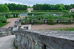 Дворец Peterhof Стоковые Изображения