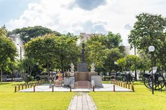 Дворец Phya тайский или королевский дворец Phya тайский Стоковое фото RF