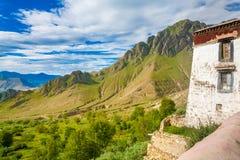 Дворец Potala, Лхаса, Китай Тибет Стоковое Изображение RF