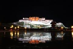 Дворец Potala стоковая фотография