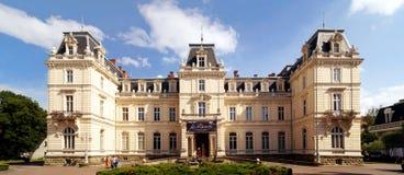 Дворец Potocki в Львове Стоковое Изображение