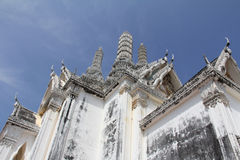 Дворец Pranakornkeeree Стоковая Фотография