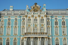 дворец pushkin s caterina стоковые фотографии rf