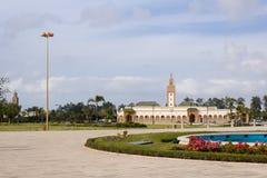 дворец rabat мечети королевский Стоковое Изображение