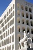 дворец rome Италии культуры итальянский Стоковое Изображение RF