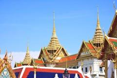 дворец s наземного ориентира bangkok известный грандиозный Стоковое Фото
