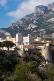 Дворец ` s принца в Монако Стоковое фото RF