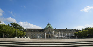 Дворец ` s Kaiser Стоковое Фото